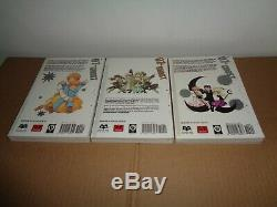 07-GHOST Vol. 1-17 by Yuki Amemiya Manga Book Complete Lot in English VIZ