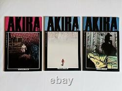 AKIRA Complete Set #1-38 Epic Comics Otomo UPGRADED ISSUES & PHOTOS READ