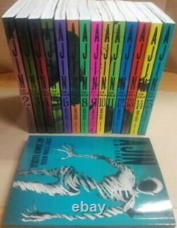 Ajin Demi-human Vols. 1 15 English Manga Graphic Novels complete set Brand New