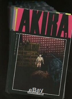 Akira (Otomo Katsuhiro) 1-38 ^38 Books^ Manga Complete Original English Run