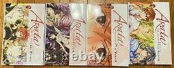 Arata The Legend (Vol. 1 24) English Manga Graphic Novels Set NEW COMPLETE