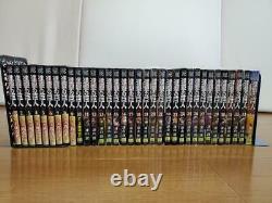 Attack on Titan Shingeki no Kyojin 1-34 Complete Set Manga Comic Hajime Isayama
