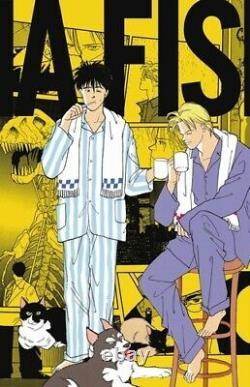 BANANA FISH Reprinted BOX VOL 1-4 Complete Manga Set NEW Language Japanese