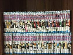 BLEACH Comic Book Manga vol. 1-74 Complete set lot Japanese Edition FS