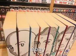 BUDDHA 1-8 Manga Collection Complete Set Run Volumes ENGLISH RARE