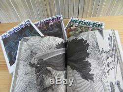 Berserk Latest Full Lot Complete Set Vol. 1-39 Manga Comic Japanese manga