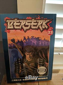 Berserk Tp Volume 1 30 Manga Dark Horse Comics Nearly Complete Lot
