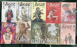 Blade of the Immortal Omnibus 1-10 Complete Set Manga English New