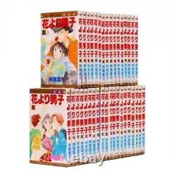 Boys Over Flowers Vol. 1-37 Comics Complete Set Japan Comic F/S