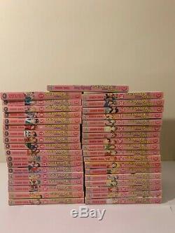 Boys Over Flowers by Yoko Kamio, Complete Manga Set 1-37