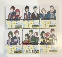 Brand-new! Horimiya Japanese language vol. 1-15 Complete set Manga Comics