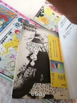 CANDY CANDY 1 9 Comic Complete Set Igarashi Yumiko Japanese Manga Japan