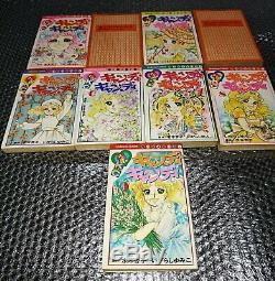 CANDY CANDY 1 9 Complete Set Igarashi Yumiko Japanese Manga Japan Comic