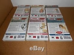 Claymore vol. 1-27 by Norihiro Yagi Viz Manga Book Complete Lot English