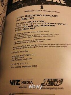 DR STONE 1-13 Manga Collection Complete Volumes Set ENGLISH RARE