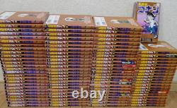 Detective Conan Volume 1 98 complete manga comics Set Language Japanese