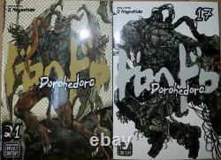 Dorohedoro manga 1-23 volumes English Graphic Novel Brand New complete set
