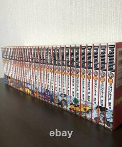 Dragon Ball Complete Edition Complete Set Akira Toriyama Volumes 1-34 Jump