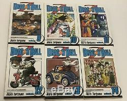 Dragon Ball Z Manga Complete Set 1-26