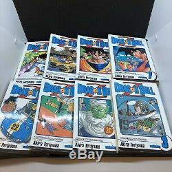 Dragon Ball Z Manga Volume 1-26 Shonen Jump English Complete Series Books