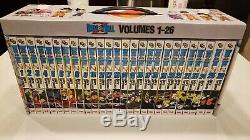 Dragon Ball Z Shonen Jump Manga Akira Toriyama VOL 1-26 Complete Box Set Rare