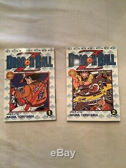 Dragon Ball Z manga Complete Set of Books 1-26