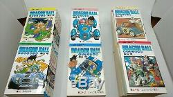 Dragonball Manga Vol. 1-42 Complete Lot Set Japanese