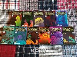 Drifting Classroom Complete Collection Manga Lot Vol 1-11 English Viz Umezu