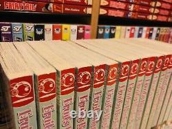 FRUITS BASKET 1-17 Manga Collection Complete Run Volumes Set ENGLISH RARE