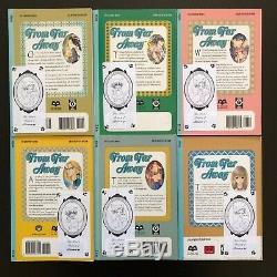 From Far Away -14 Volumes Complete Full Set Viz Media Manga 1-4 Very Rare