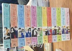 Fruits Basket COMPLETE Manga Series Omnibus Vol 1-12 ENGLISH Yen Press