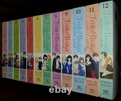 Fruits Basket Collector's Edition 1-12 Brand New English Complete Set