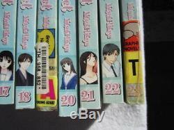Fruits Basket Complete English Manga Set 1-23 Banquet Tokyo POP Natsuki Takaya