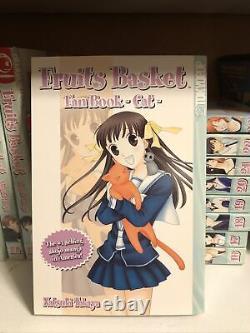 Fruits Basket Complete Set Volumes 1-23 TOKYOPOP English Manga + Bonus