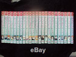 Fruits Basket Complete Set Volumes 1-23 Tokyopop Manga Oop