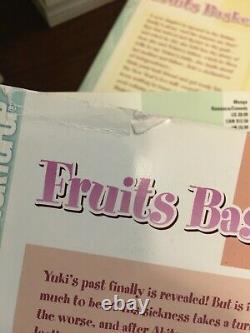 Fruits Basket Manga Complete Collection 1-23 PLUS 5 BONUS BOOKS