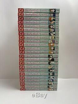 Fruits Basket Manga Complete Manga Set Volumes Vol 1-23 Tokyopop Natsuki Takaya