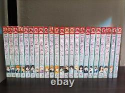 Fruits Basket Manga Complete Series Vol. 1-23 OOP including Fanbook
