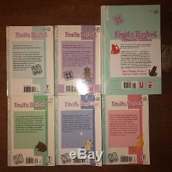 Fruits Basket Manga Volume 1-23 English Complete Rare OOP