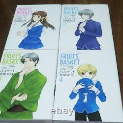 Fruits Basket Vol. 1-12 Complete set Collector's edition Manga Japanese Comics