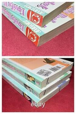 Fruits Basket, Vols. 1-23 + Fanbook-Cat-, Complete English Tokyopop Manga Set