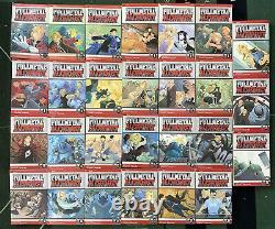 Fullmetal Alchemist Vol. 1-27 English Manga Complete Set