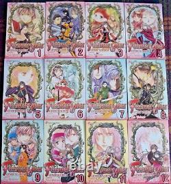 Fushigi Yuugi Genbu Kaiden manga comics Yuu Watase 112 Complete set