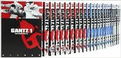 GANTZ Vol. 1-37 complete Set Comic Manga