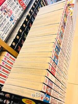 GIN TAMA 1-23 Manga Collection Complete Set Run Volumes ENGLISH RARE GINTAMA