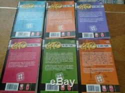 GTO Early Years Manga Complete Set Lot TokyoPop Vertical Shonan Junai Gumi Vol