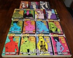 GTO Great Teacher Onizuka The Early Years Volumes 1-15 Complete English Manga