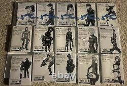 Gantz Manga 1-37 SLEEVED ENGLISH by Hiroya Oku Dark Horse Complete