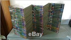 Ginga Densetsu WEED Comic Total Volume 60 Complete Set (Nichibun Comics)