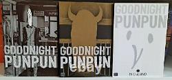 Goodnight Punpun COMPLETE SERIES English Manga Volume 1-7 by Inio Asano
